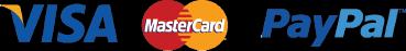 Visa | Mastercard | Paypal