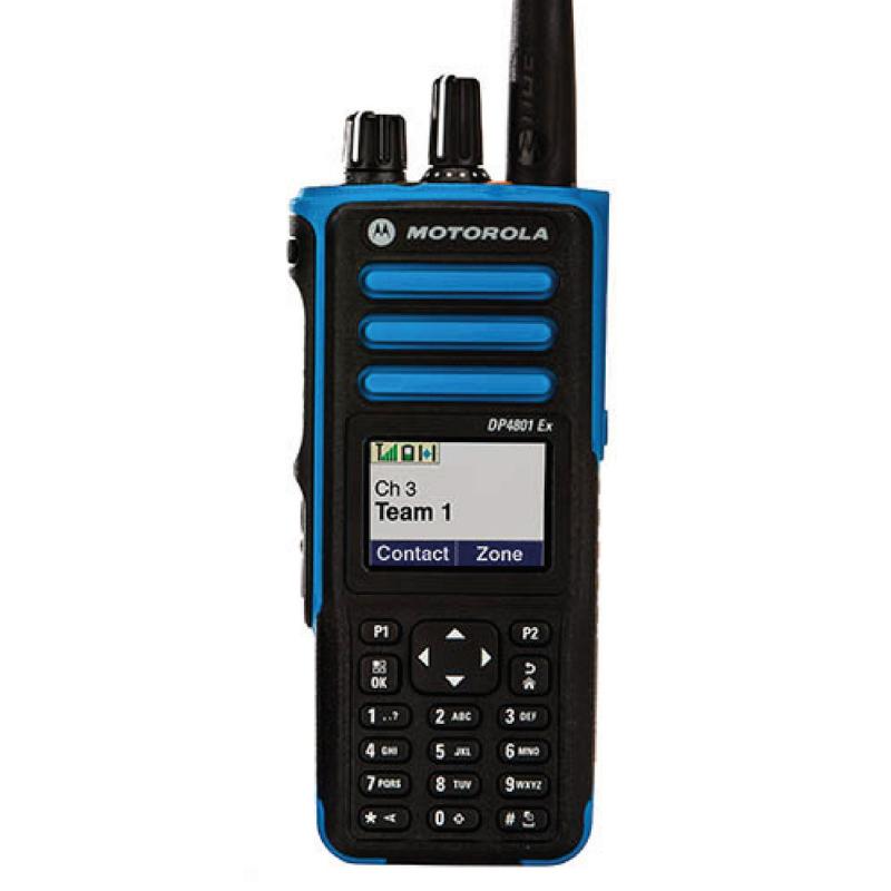 Motorola - DP4801 Ex ATEX Digital Radio