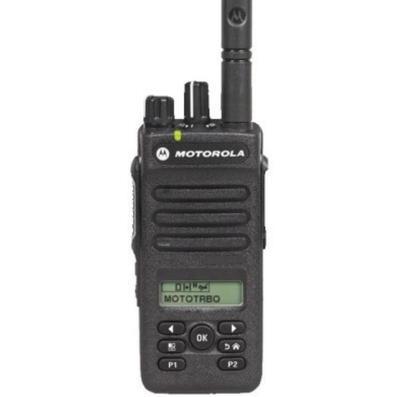 Motorola - DP2600e Digital Portable Radio