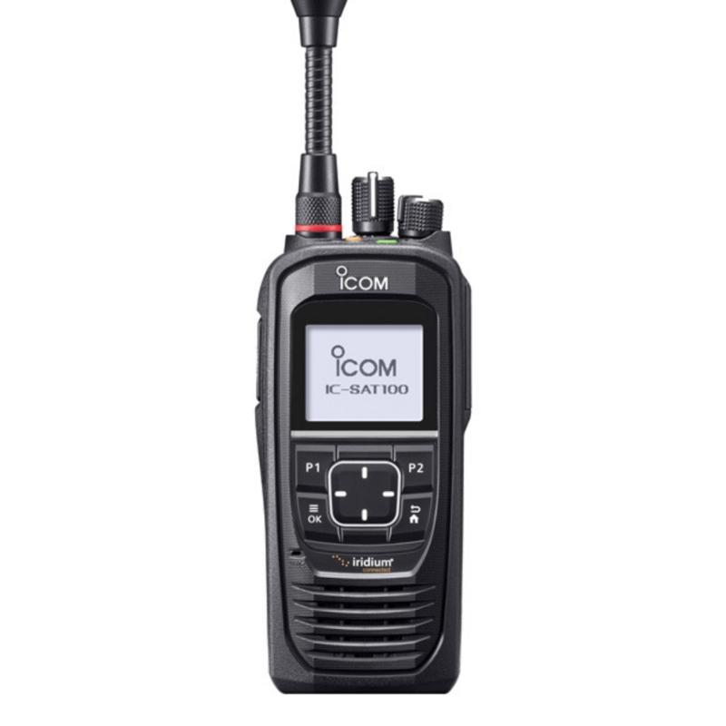 Icom IC-SAT100 PTT Satellite Transceiver