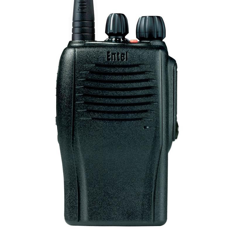 Entel - HX446E PMR446 Portable Radio