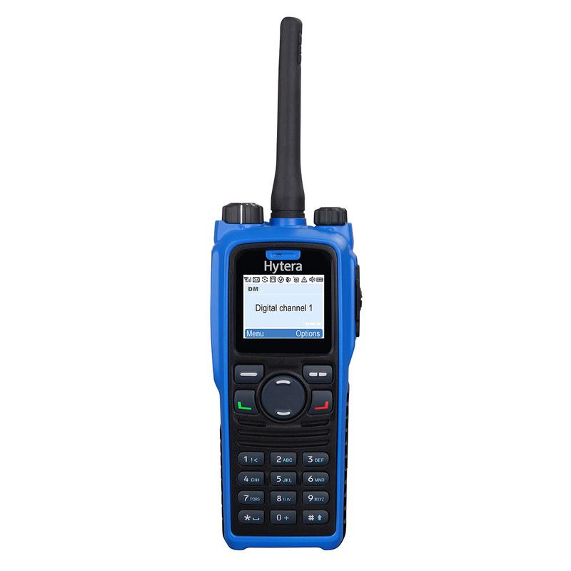 Hytera - PD795Ex Licensed ATEX Radio