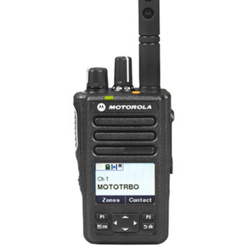 Motorola - DP3661e Digital Portable Radio
