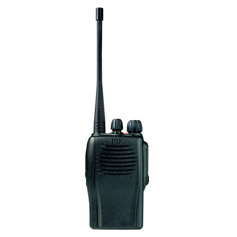Entel - HX422S/482S Portable Radio with Select Calling