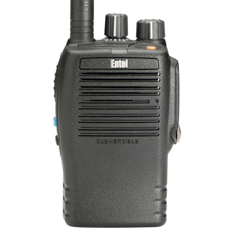Entel - DX446E Digital Licence Free Radio