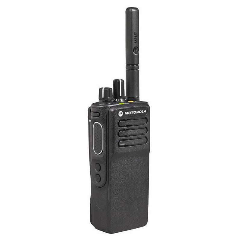 Motorola - DP4400e MOTOTRBO Digital Radio