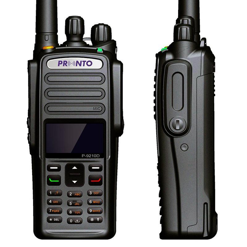 Pronto - P-9110D/9210D Digital Licensed Radio