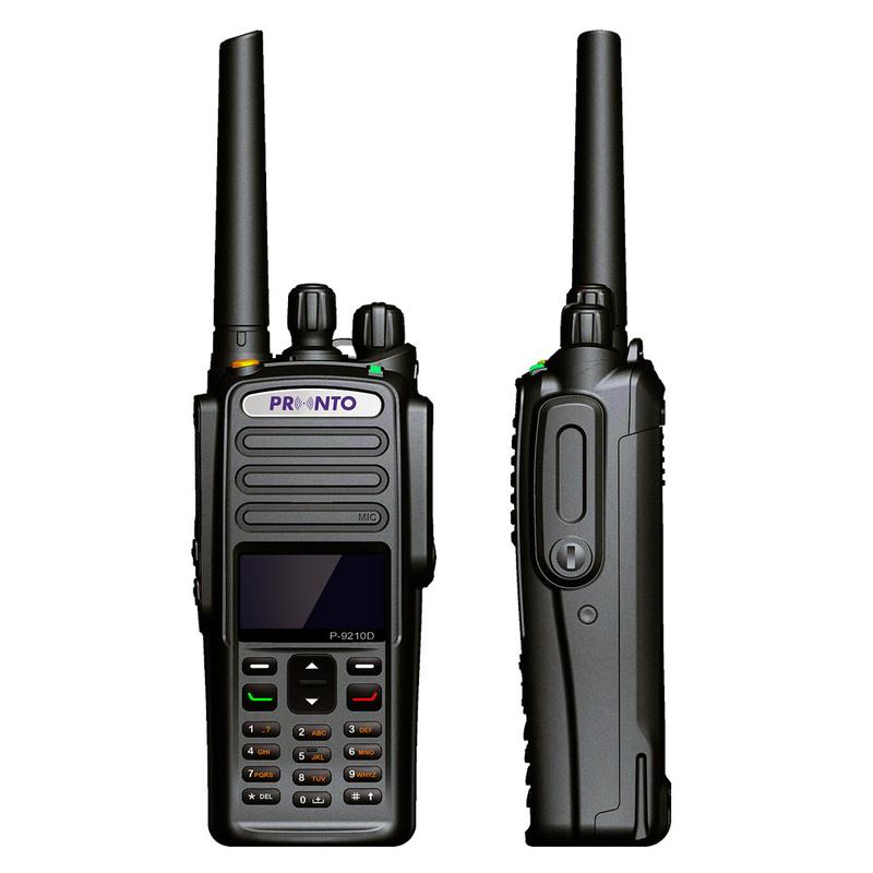 Pronto - P-9110D/9210D Digital Licensed Radio