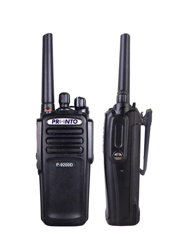 Pronto - P-9100D/9200D Digital Licensed Radio