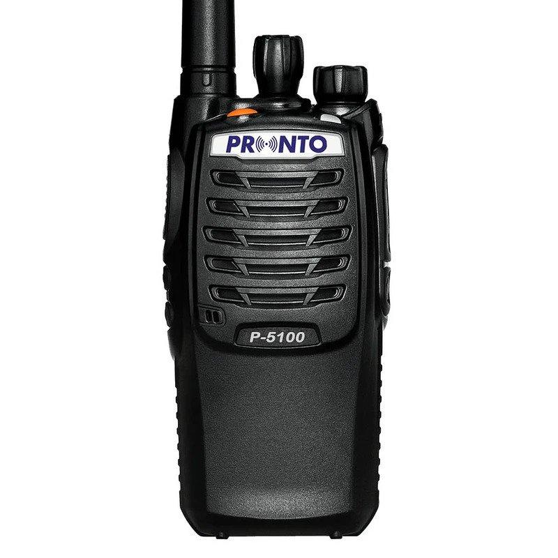 Pronto - P-5100/5200 Licensed Analogue Radio