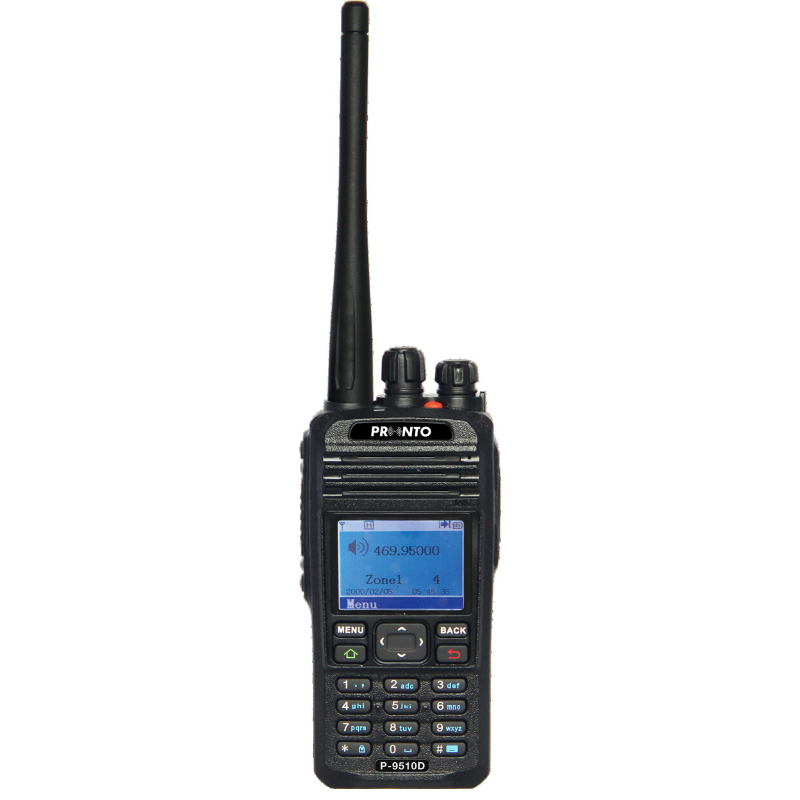 Pronto P-9510D Digital Portable Radio