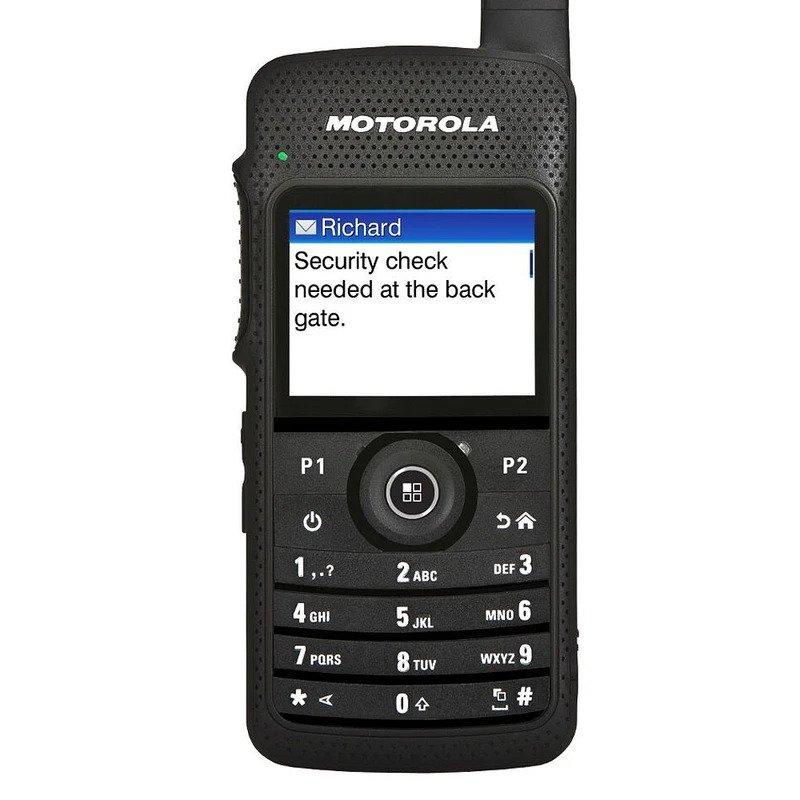Motorola - SL4010e Digital Portable Radio
