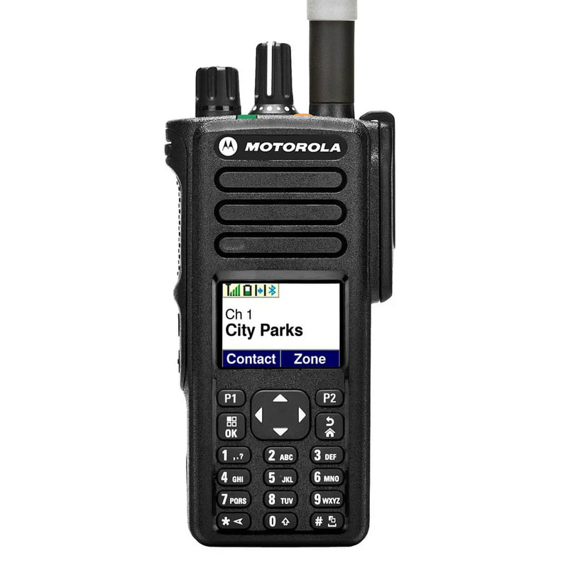 Motorola - DP4801e Digital Portable Radio