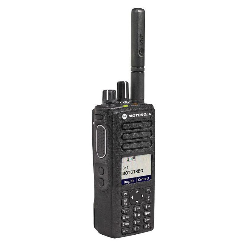 Motorola - DP4800e Digital Portable Radio