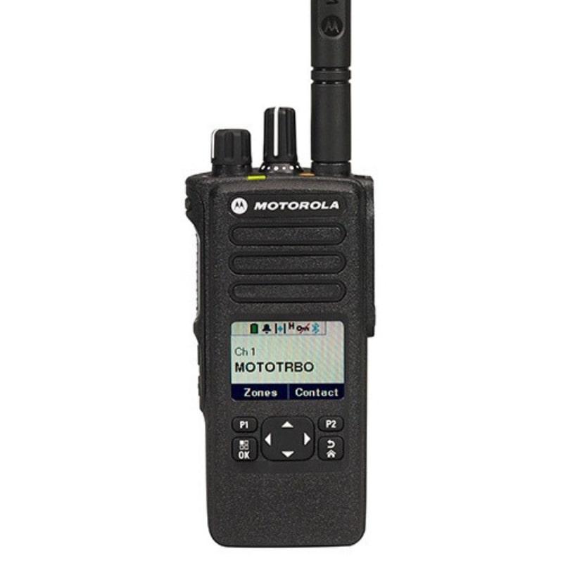 Motorola - DP4601e MOTOTRBO Digital Radio