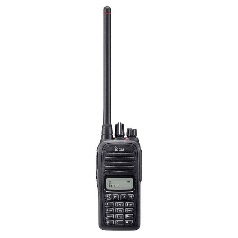 Icom - IC-F1000T / F2000T Licensed Portable Radio with Full Keyp