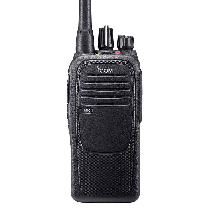 Icom - IC-F1000 / F2000 Licensed Portable Radio
