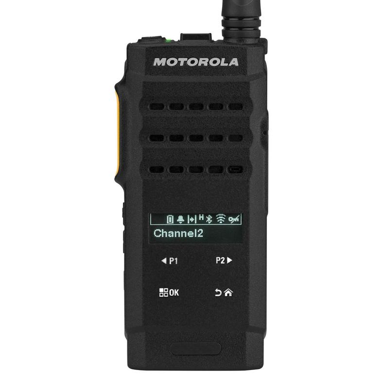 Motorola - SL2600 Digital Portable Radio