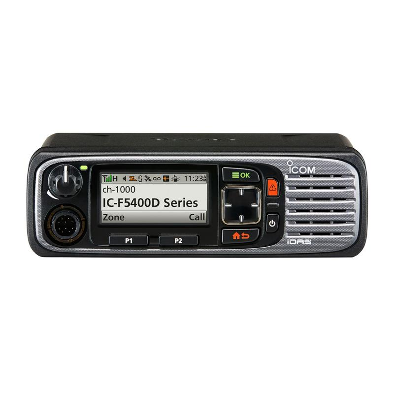 Icom - IC-F5400D / 6400D Digital Mobile Radio with Colour Screen