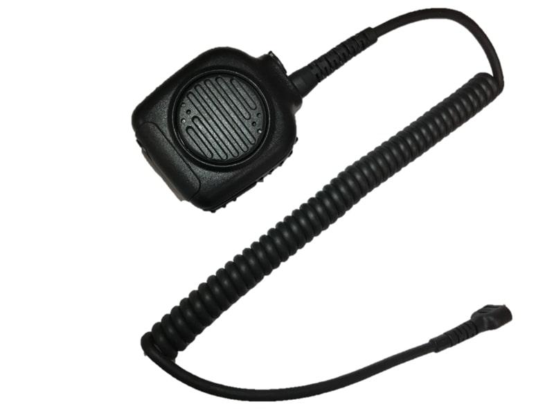 Maximon - Max-79 Heavy Duty Twin PTT Speaker Microphone