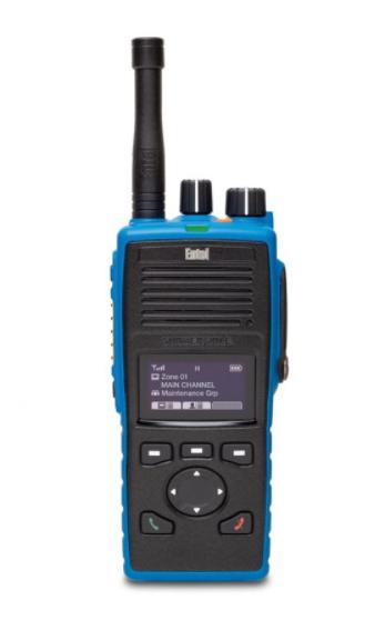 Entel - DT925/985 Digital ATEX Radio with LCD Screen