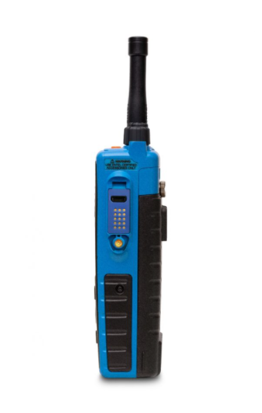 Entel - DT542 Digital ATEX Marine Radio
