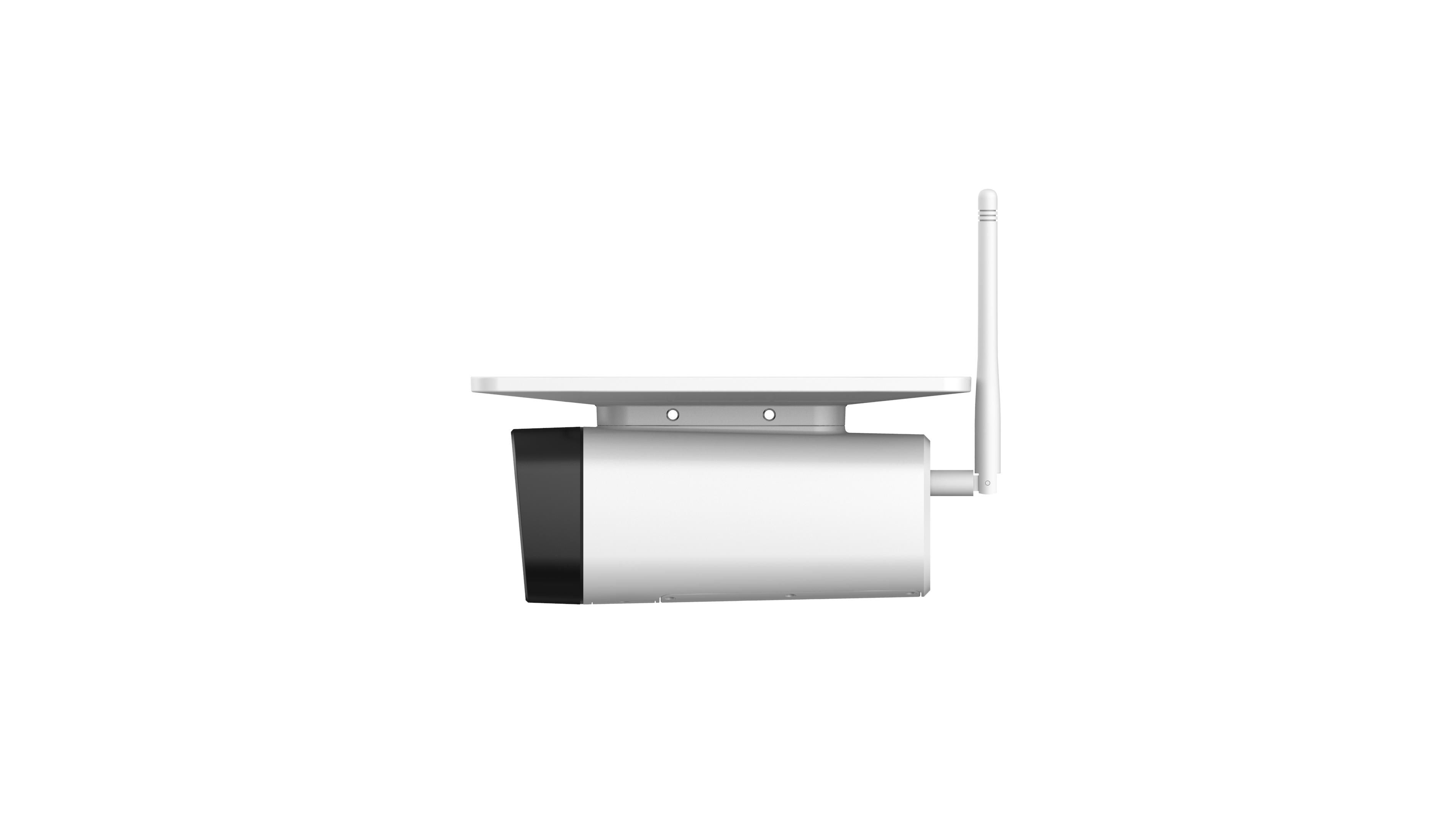Solar Powered  4G CCTV Security Camera