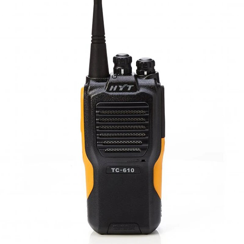 An Overview of Commercial Two-way Long-Range Radios