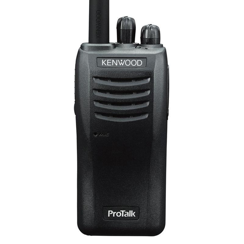 Kenwood - TK3501 PMR446 Analogue Licence Free Radio