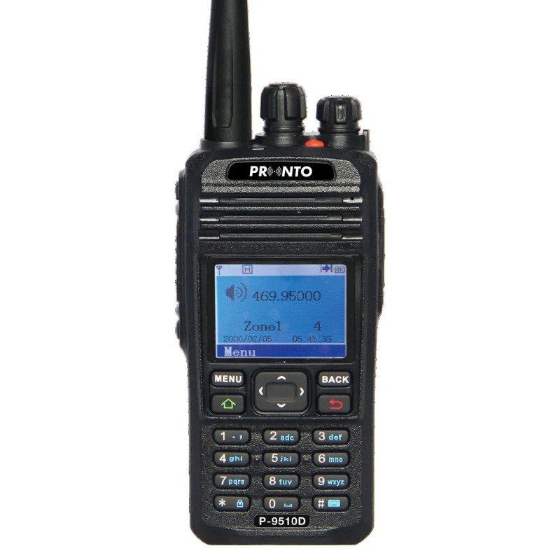 Pronto P-9510D Digital Portable Radio