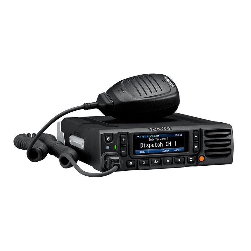 Kenwood - NX-5700 / 5800 Digital Mobile Radio