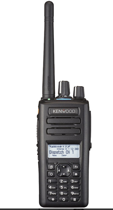 Kenwood NX-3200E /NX3300E Digital Mobile Radio