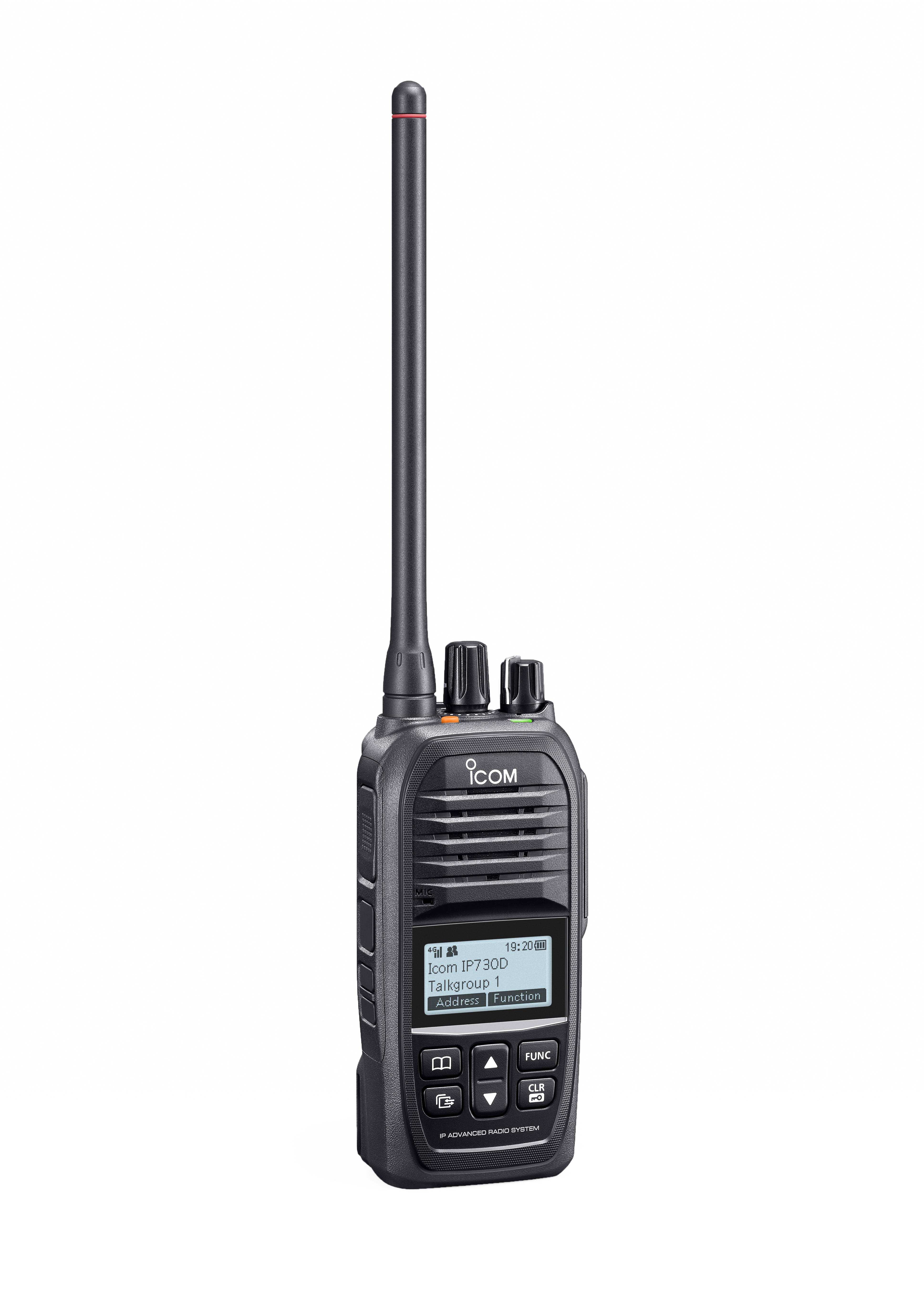 Icom - IP730D/IP740D Hybrid LTE  Digital Two Way Radio
